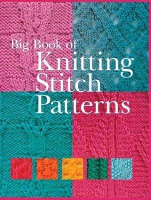 Download Big Book of Knitting Stitch Patterns Book