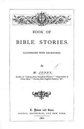 Book of Bible Stories. Illustrated, etc