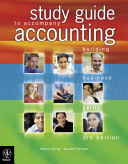 Accounting  Study Guide