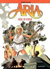 Aria – tome 10 – Œil d'ange