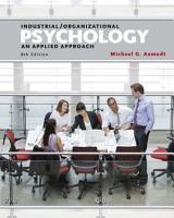 Industrial Organizational Psychology  An Applied Approach PDF