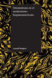 Orientalismo en el modernismo hispanoamericano