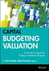 Capital Budgeting Valuation PDF