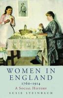 Women in England 1760 1914 PDF