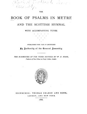 The Book of Psalms in Metre PDF