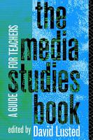 The Media Studies Book PDF