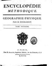 Géographie-physique: Volume2