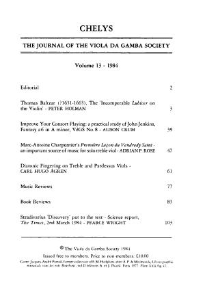 Chelys PDF