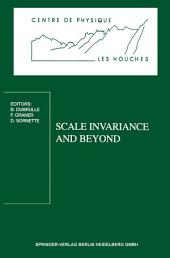 Scale Invariance and Beyond: Les Houches Workshop, March 10–14, 1997