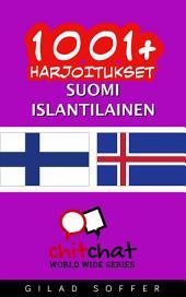 1001+ harjoitukset suomi - islantilainen