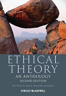 Ethical Theory Book