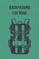 Backpacking Log Book