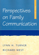 Perspectives on Family Communication PDF