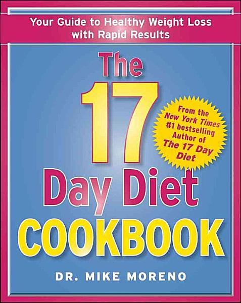 Download The 17 Day Diet Cookbook Book