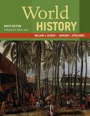 World History  Volume II