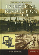 Encyclopedia of the Age of the Industrial Revolution  1700 1920  O Z and primary documents PDF