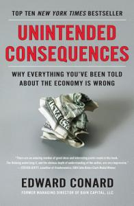 Unintended Consequences Book