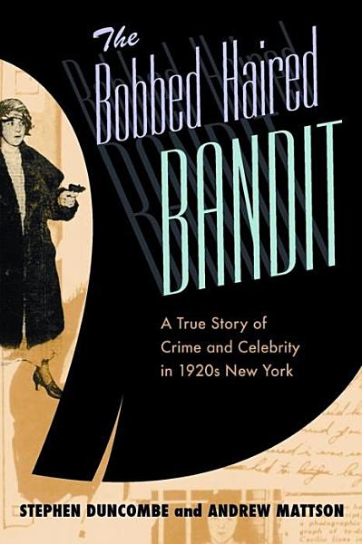 The Bobbed Haired Bandit Pdf Book