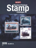 2019 Scott Standard Postage Stamp Catalogue Volume 4  Countries of the World J M  Scott 2019 Volume 4 Catalogue  J M Countries of the World  Both Part PDF