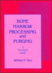 Bone Marrow Processing And Purging Book PDF