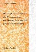 Philosophische Probleme der Daseinsanalyse von Medard Boss und ihre praktische Anwendung PDF