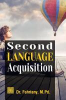 Second Language Acquisition PDF