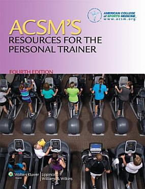 ACSM s Resources for the Personal Trainer PDF