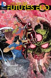 The New 52: Futures End (2014-) #25