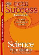 GCSE Core Science Foundation