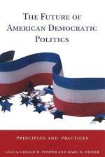 The Future of American Democratic Politics
