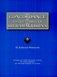 Concordance to the Gospel of Sri Ramakrishna Book