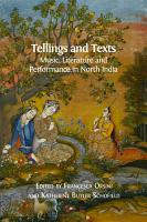 Tellings and Texts PDF