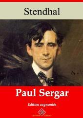 Paul Sergar: Nouvelle édition augmentée