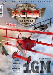 AK2903 Aces High Magazine Issue 2 (Español): Centenario 1GM