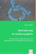 Behinderung im Kulturvergleich PDF