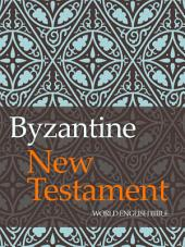 Byzantine New Testament: Easy Navigation