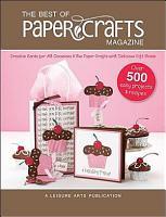 The Best of Paper Crafts Magazine PDF