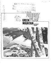 Green Mountain National Forest (N.F.), Timber Management Plan: Environmental Impact Statement