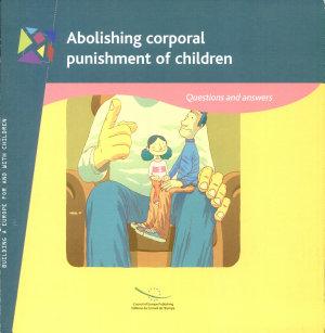 Abolishing Corporal Punishment of Children