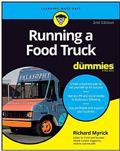 Running a Food Truck For Dummies Book