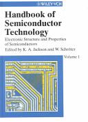 Handbook of Semiconductor Technology  2 Volume Set PDF