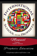 International School of the Prophets Manual PDF
