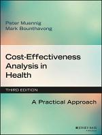 Cost-Effectiveness Analysis in Health