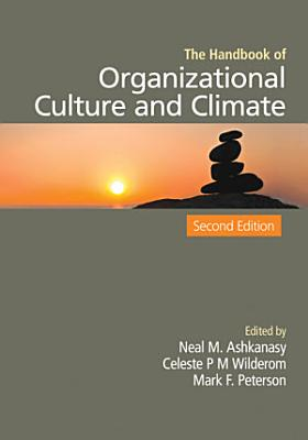 The Handbook of Organizational Culture and Climate PDF