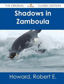 Shadows in Zamboula   the Original Classic Edition PDF