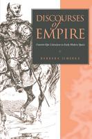Discourses of Empire PDF