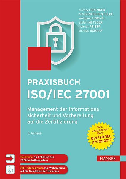 Praxisbuch ISO IEC 27001 PDF