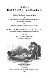 Curtis's Botanical Magazine: Volume 72