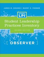 The Student Leadership Practices Inventory  LPI   Observer Instrument PDF