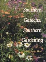 Southern Gardens  Southern Gardening PDF